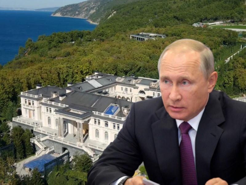 """Навальнийнинг """"Путин кошонаси"""" ҳақидаги суриштируви исботланди – BBC"""