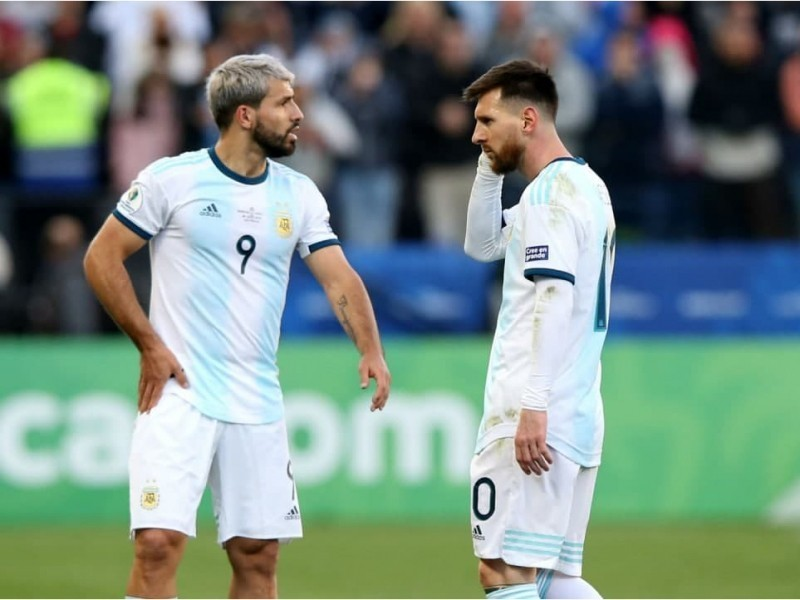 Messi Ikardi bilan janjallashdi. PSJga Aguero kerak