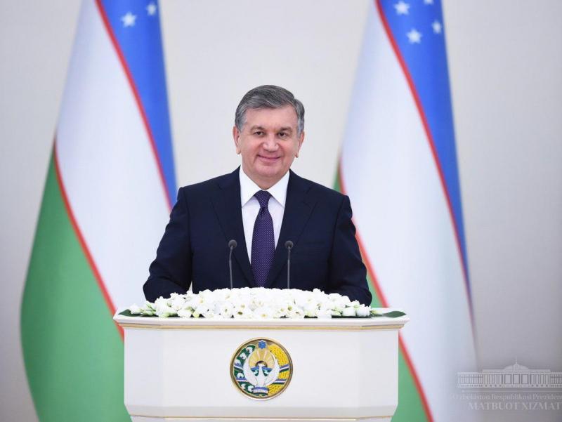 Президент ОКМК жамоасини табриклади