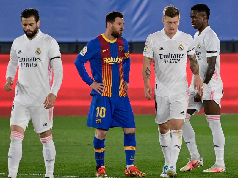 """Европанинг энг қиммат таркибга эга клублар рейтинги янгиланди — """"Реал"""" ва """"Барса"""" пастлади"""
