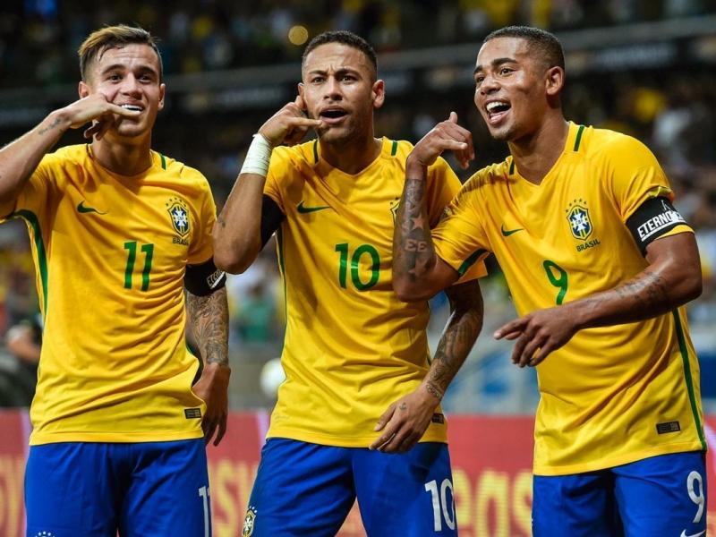 Энг қиммат ёш бразилиялик футболчиларни биласизми?