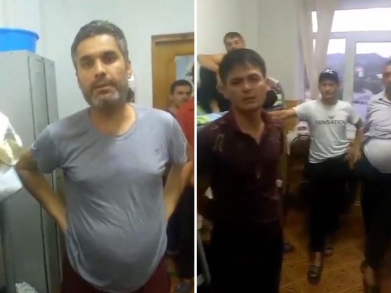 Davlat tomonidan Rossiyaga ishlashga yuborilgan 41 o'zbekistonlik shikoyat bilan chiqdi