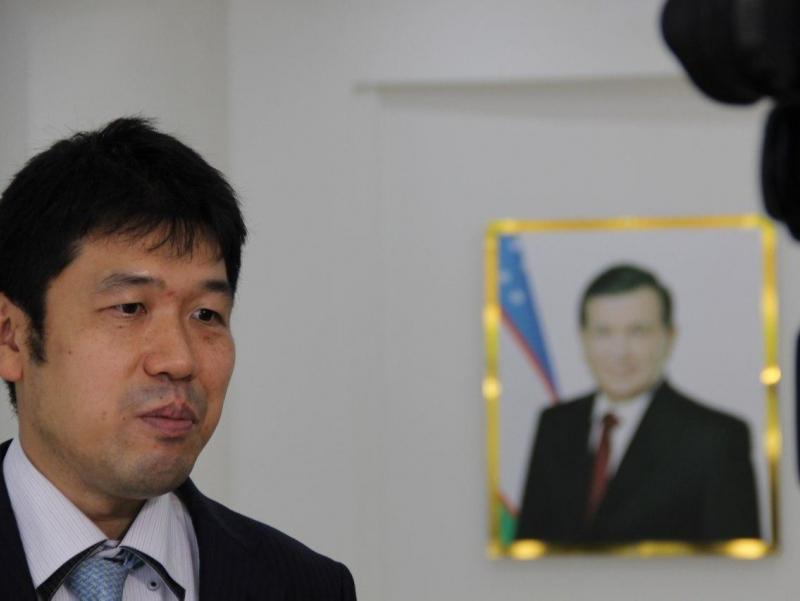 Япониялик профессор ТДТУ проректори бўлди