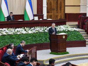 Президент Абдулла Ариповга бўлган туҳматлар ҳақида гапирди