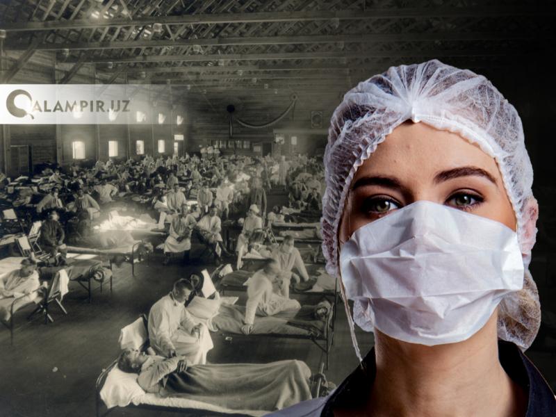 Коронавирус ва испан гриппи ўртасида ўхшашлик борми?