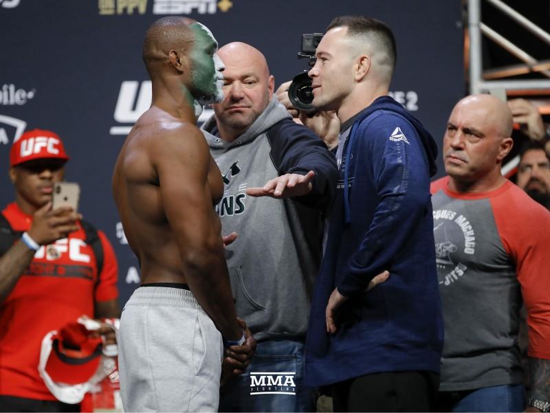 UFC 268: turnirning barcha ishtirokchilari ma'lum bo'ldi
