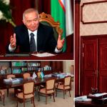 Islom Karimov ishlagan xonadan eksklyuziv videoreportaj