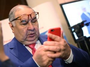 Алишер Усмонов россиялик миллиардерлар тўққизлигида қайд этилди