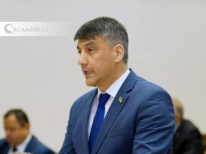 Алишер Қодиров парламент депутатлигига сайланди