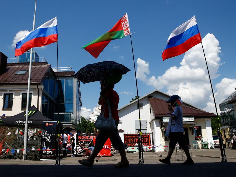 Rossiya Belarusni sanksiyalardan himoya qilishga va'da berdi