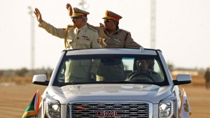 Ливия пойтахти Триполига ҳужум бошланди