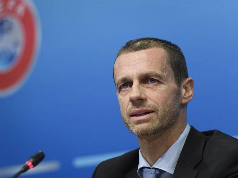 "УЕФА президенти: ""Чемпионатлар давом этиши керак"""