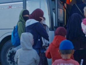 Qozog'iston 231 nafar fuqarosini Suriyadan evakuatsiya qildi