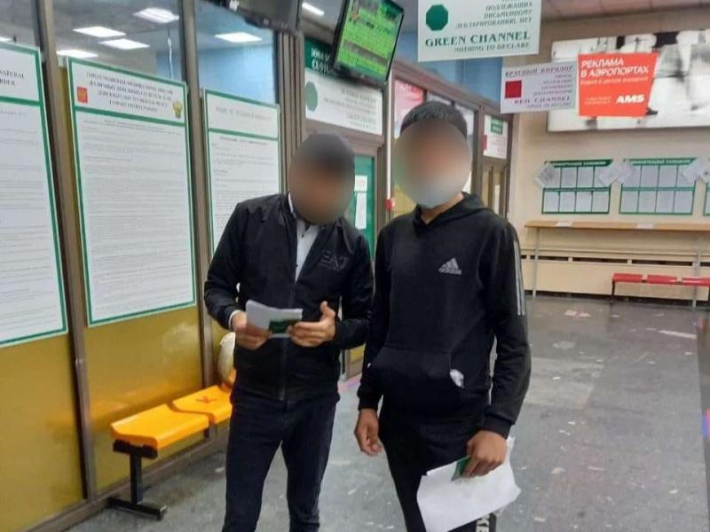Россияда мажбурий ишлатилган ўзбекистонликлар Ватанга қайтарилди
