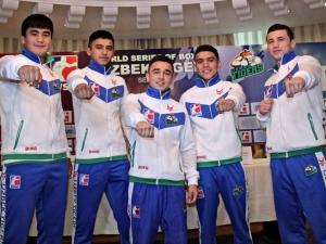 Танишинг: Осиё чемпионатида иштирок этувчи ўзбекистонлик боксчилар таркиби