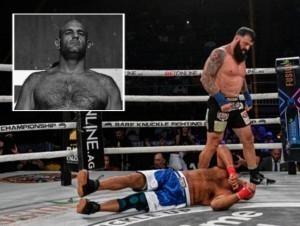 MMA jangchisi nokautdan so'ng vafot etdi (video)