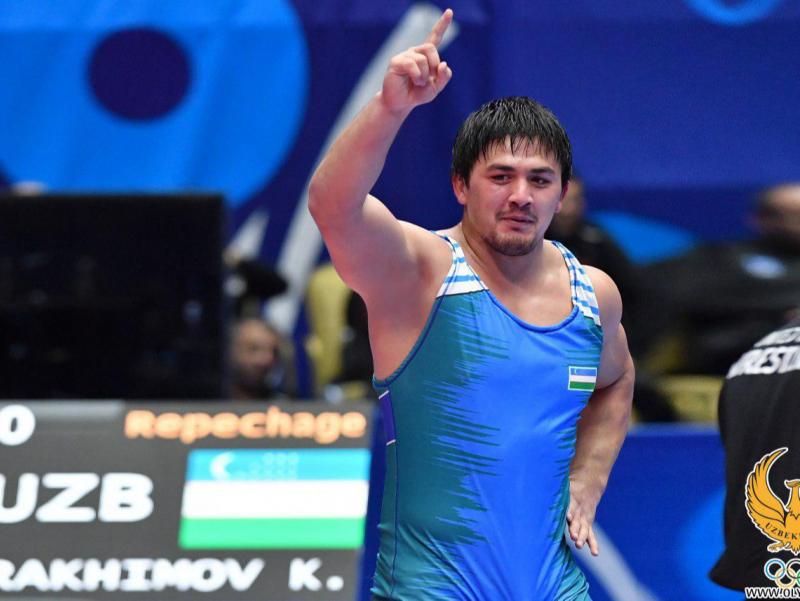 Ўзбекистонлик курашчи допинг сабабли Олимпиада лицензиясидан маҳрум бўлди