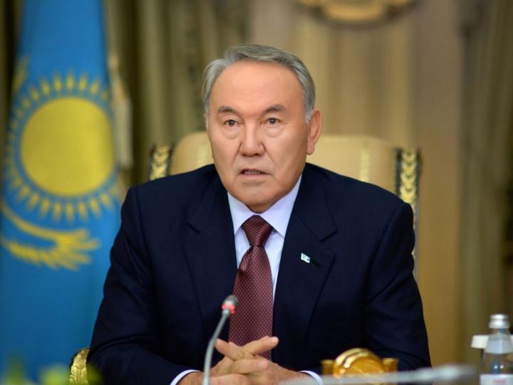 Nazarboyev hukumatni iste'foga chiqardi