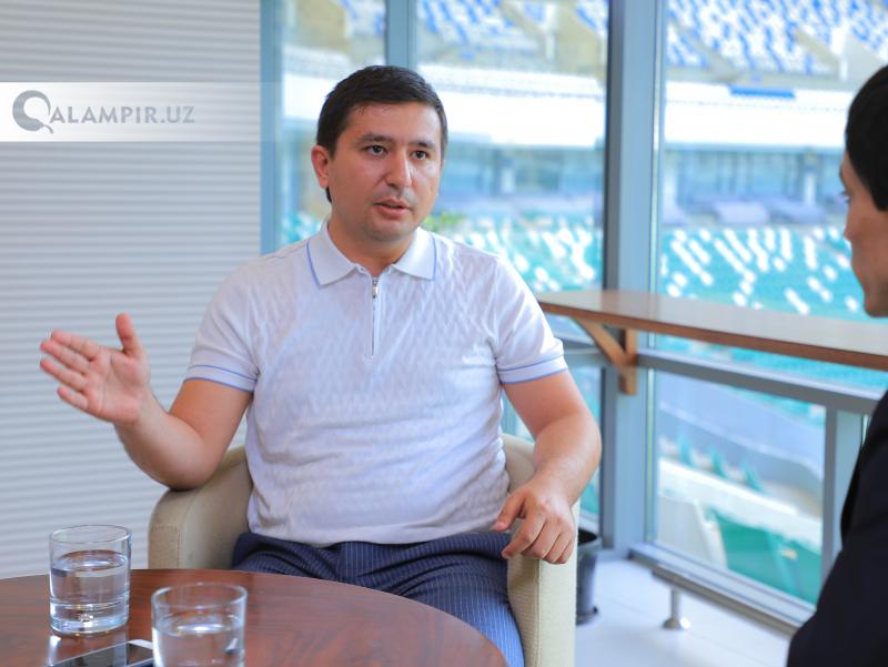 Омон Ғофуров билан эксклюзив интервьюни томоша қилинг