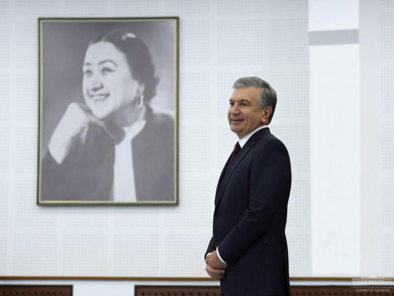 Президент қарори: Ўзбекистон давлат хореография академияси ташкил этилади