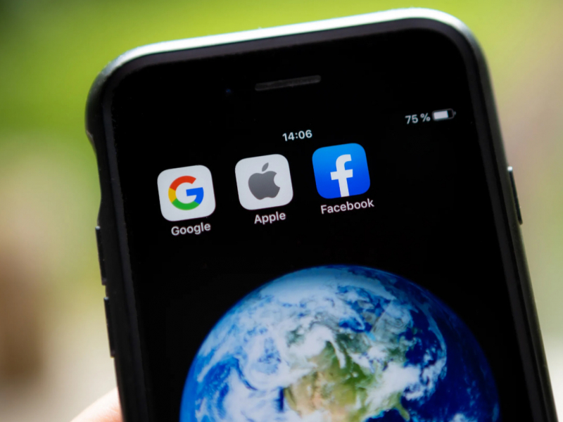 Ўзбекистон Facebook, Google ва Apple'дан қанча солиқ ундиргани маълум бўлди