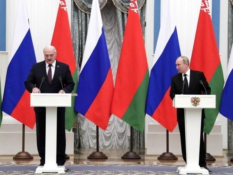 Putin va Lukashenko ikki davlat qo'shilishi bo'yicha 28 ta dasturni tasdiqladi
