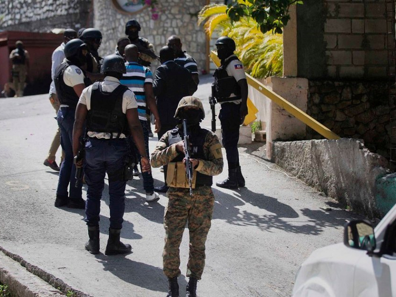 Гаити Президенти ўлимида гумон қилинган яна 3 киши ушланди
