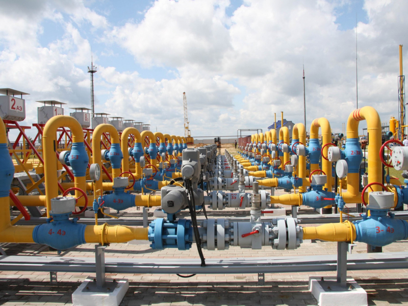 Россияга газ экспорти тўхтади, Хитойга уч баравар қисқарди