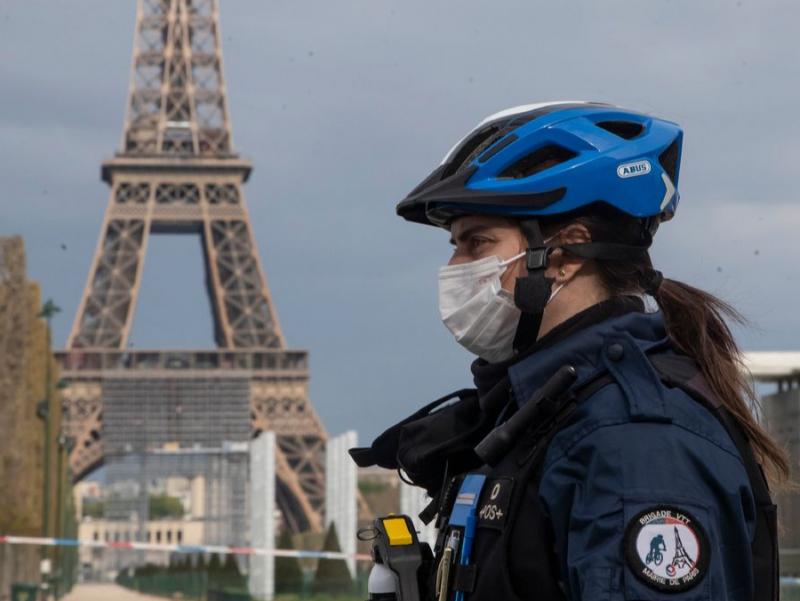 Франция назоратни йўқотиб қўйди