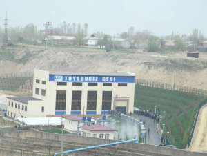 Мустақил Ўзбекистон тарихида яна бир ГЭС фойдаланишга топширилди