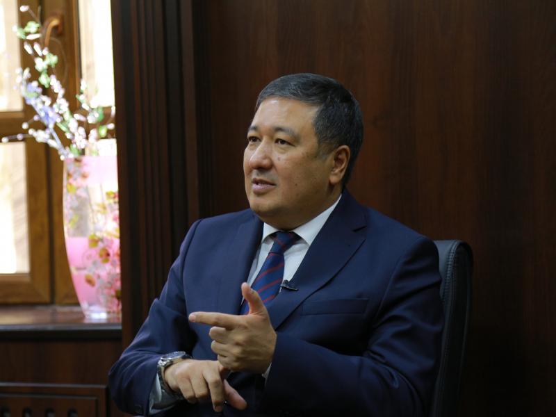 Institutlarda poraxo'rlik rektorning xonasidan boshlanadimi? – SDTI rektori Jasur Rizayev bilan eksklyuziv suhbat