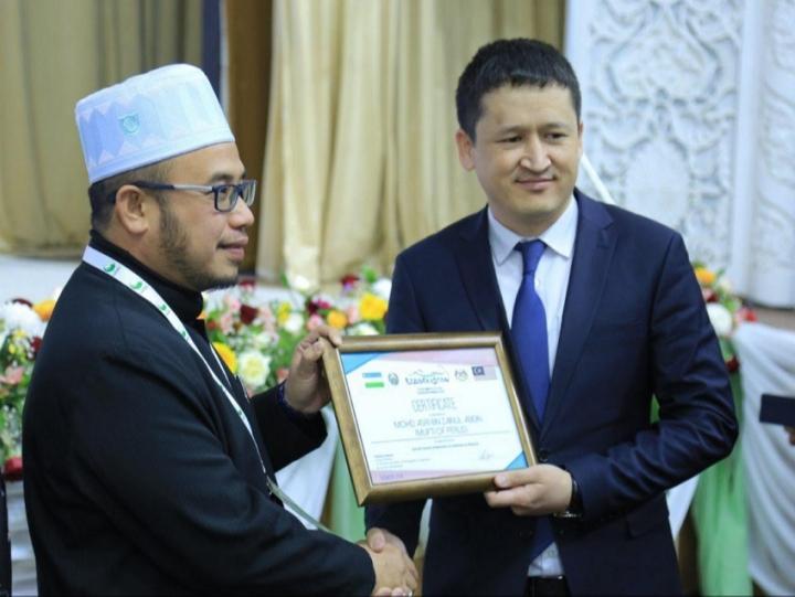 Малайзия муфтийси Ўзбекистон элчиси бўлди