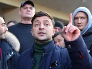 Украина президентлиги учун етакчи номзод Қрим бўйича позициясини билдирди