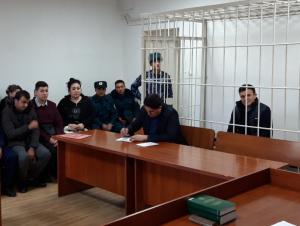 HUMAN'нинг кирдикори юзасидан суд жараёни бошланди
