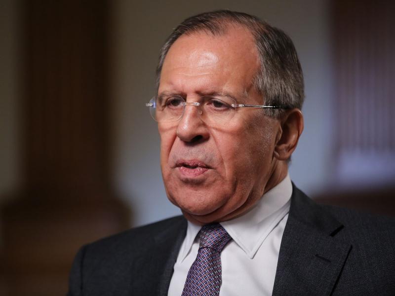 AQSHsiz qolayotgan Afg'onistonga endi Rossiya qo'shin kiritadimi? Lavrov barchasini aytdi