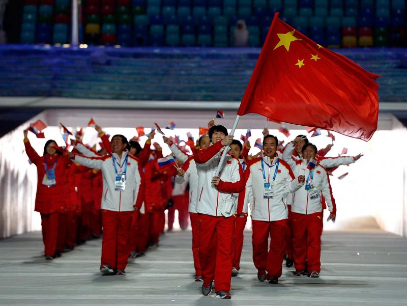 AQSH Xitoydagi Olimpiadani boykot qilmoqchi