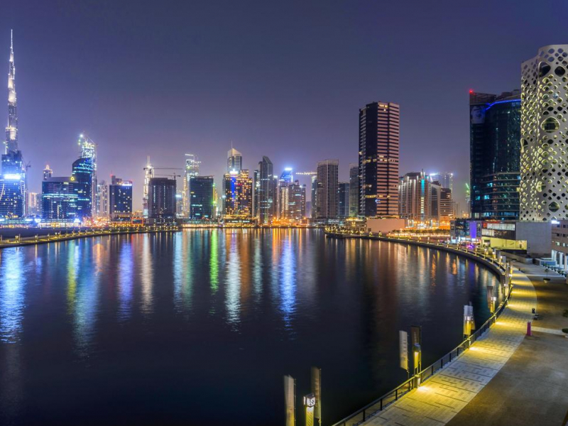 Дубай – сукунатга чўккан орзулар шаҳри
