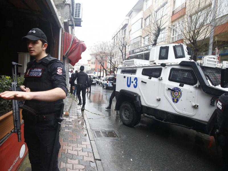 Истанбулдаги автовокзалдан бомба топилди
