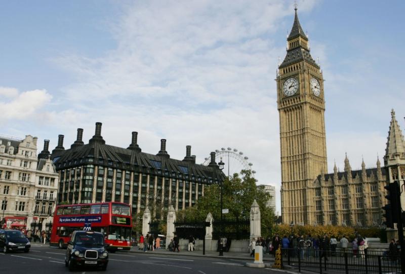 Лондон дунё молия маркази мақомини бой берди