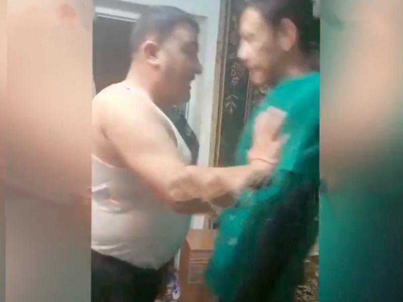 Навоий вилояти ИИБ шифокорларнинг ҳақоратлангани ҳақидаги хабарга муносабат билдирди