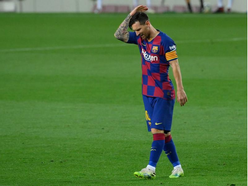 Messi uzoq muddatga futboldan chetlatilishi mumkin