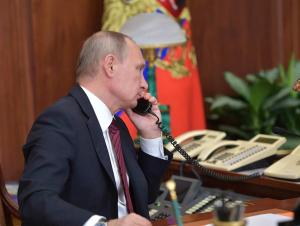 Путин Хитойдаги россияликларни ҳарбий самолётда олиб келишни буюрди