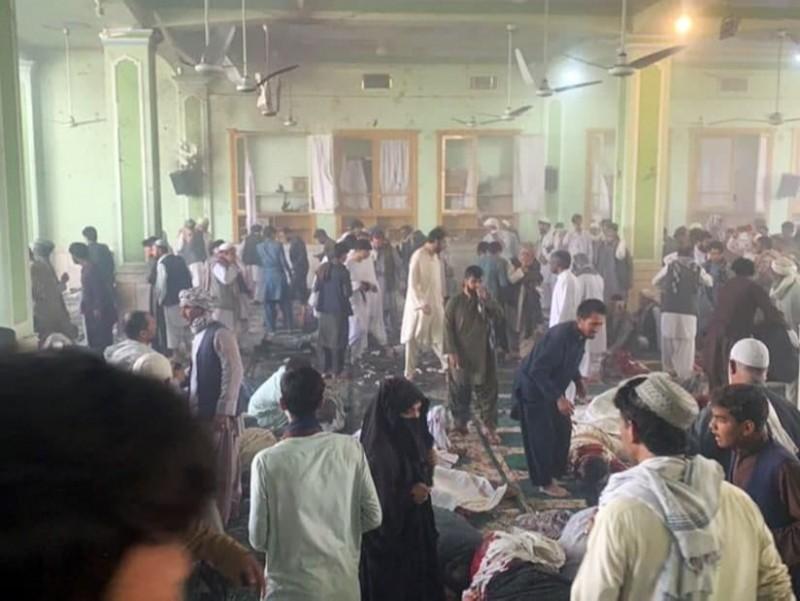 O'zbekiston Qandahordagi masjidda uyushtirilgan portlashga munosabat bildirdi