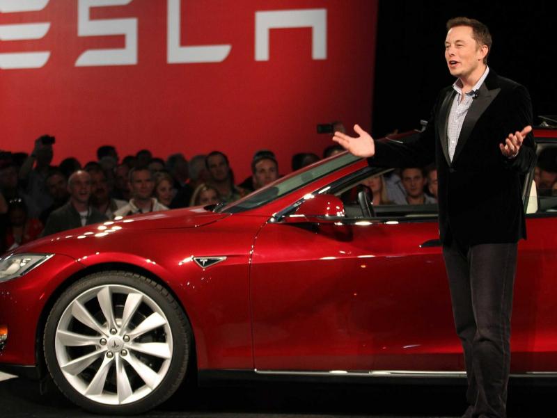 Ilon Mask MDHda Tesla zavodlari paydo bo'lishini ma'lum qildi