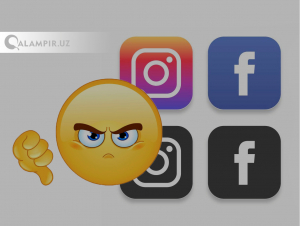 Facebook ва Instagram ҳалокатга учрадими?