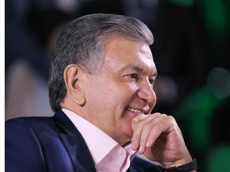 Шавкат Мирзиёев халқаро мукофотга лойиқ топилди