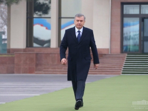 Шавкат Мирзиёев келаси ҳафта бошида араб давлатига сафар қилади