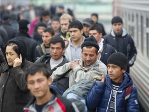 Россиядаги мигрантларга энди янада қийин