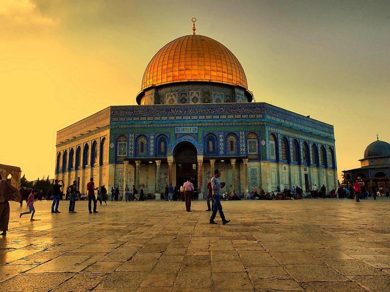 Мусулмонлар учун учинчи муқаддас жой – Ал-Ақсо уч ҳафтага ёпиляпти