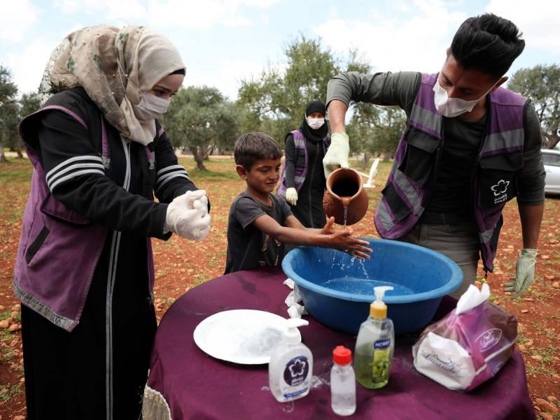 Дунё бўйлаб 818 миллион боланинг мактабда қўл ювишига шароит йўқ – UNICEF